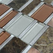 metallic floor tiles thematador us