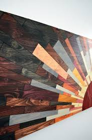 the 25 best wood wall art ideas on pinterest reclaimed wood art