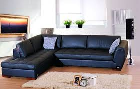 awesome blue leather sectional sofa leather sectional artisan