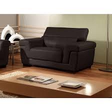 la maison du canape fauteuil cuir evasion blanc la maison du canape la redoute mobile