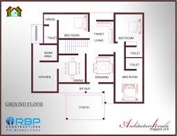 Ground Floor 3 Bedroom Plans Incredible Plans Of Houses Kerala Style Escortsea Kerala Style 3
