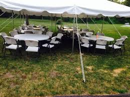 chair tent table chair and tent rental prices te table and chair rentals