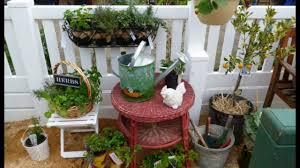 small balcony garden ideas pictures youtube
