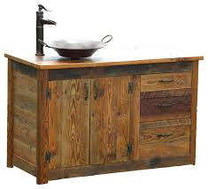 Bathroom Vanity Console by Bathroom Vanity Rustic Bathroom Vanities And Sink Consoles