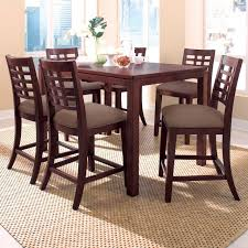 high dining room sets tall dining room table home design ideas