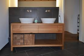 holzmöbel badezimmer badmöbel holzwerkstatt ebi