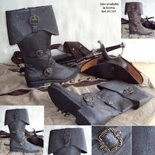 mens leather motorcycle boots for sale carribean pirate boots black brown sizes uk 7 13 prefect for