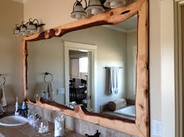 Unique Bathroom Mirror Frame Ideas Check Out All Of These Unique Bathroom Mirror Frame Ideas For Your