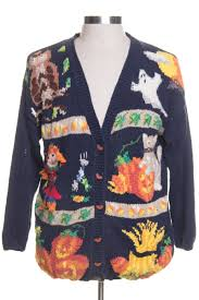 vintage halloween sweater 224 ragstock