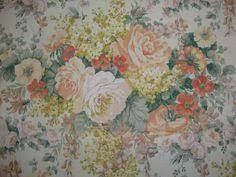 Shabby Chic Upholstery Fabric by Eijffinger Ibiza 330204 Bloemen En Planten Pinterest