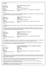 4 Years Experience Resume 1 Year Experience Resume Format For Manual Testing Eliolera Com