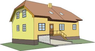 picture of a house clipart house and home design