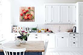 deco murale cuisine design tableau cuisine design affordable best x cm orange epices cuisine