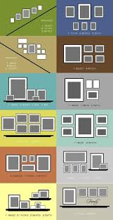 Hanging A Picture Best 25 Photo Wall Arrangements Ideas On Pinterest Wall Frame