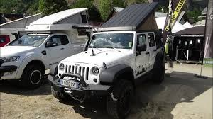 jeep camping mods 2017 jeep gazell jk exterior and interior foire 4x4 valloire