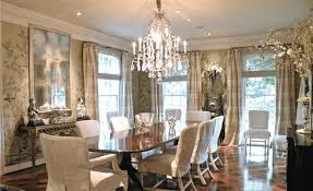 dining room crystal chandeliers chandelier formal luxury dining room with crystal chandelier
