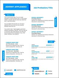 Resume Template Best by Modern Resume Template
