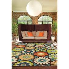 Floral Outdoor Rug 11 Best Outdoor Rugs Images On Pinterest Outdoor Living