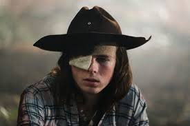 Rick Grimes Crying Meme - carl s death on walking dead destroyed literally everyone