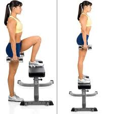 Leg Raise On Bench Trainers Reveal The Best Exercises Of All Time Shape Magazine