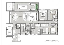 Delighful Apartment Design Drawings With Fine To Decor - Apartment design plan