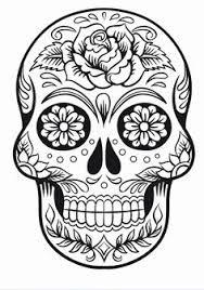 sugar skull the craft chop pinteres