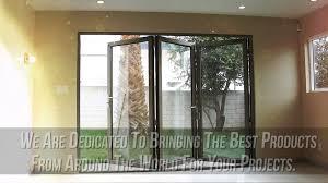 Bifold Exterior Doors Prices by Terrific Folding Glass Patio Doors Cost Photos Best Inspiration