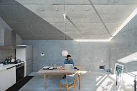 home design in japan cement homes plans concrete home designs in narrow slot modern