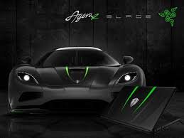 koenigsegg and razer join forces to create limited edition gaming