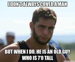Ultimate Frisbee Memes - most interesting ultimate frisbee player