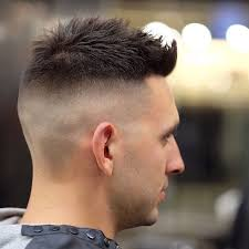 short mid hair pushed behind ears 60 new haircuts for men 2016
