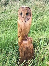 mossart larger than wildlife wood carvings