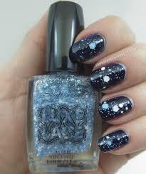frazzle and aniploish sally hansen patent gloss and luxe lace