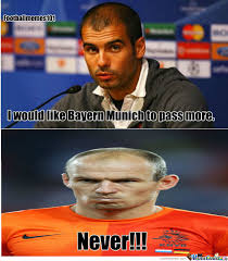 Robben Meme - robben guardiola by mexlove10 meme center