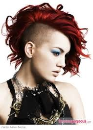 hair cuts that are shaved on both sides and long on the top for women image result for side cut short hair hair pinterest side