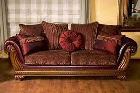 Modern Wooden Sofa Designs Living Room Modern Wooden Leather Sofa Designs