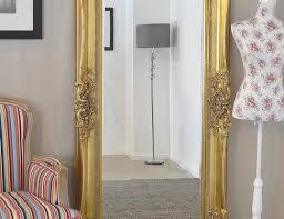 mirror dining room mirror wonderful gold shabby chic mirror