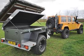 overland jeep tent travel trailers