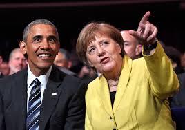barack obama horns in on donald trump u0027s foreign trip washington