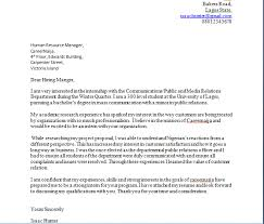 cover letter yours sincerely or cover letter sample