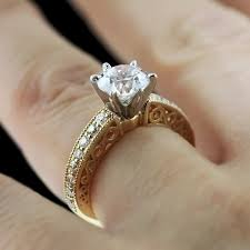 antique gold engagement rings gold wedding rings for wedding images gold