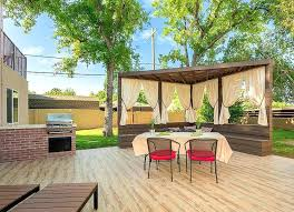 Small Backyard Privacy Ideas Patio Privacy Ideas Glassnyc Co