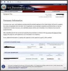 sample of us visa form ds 160 cover letter medical assistant