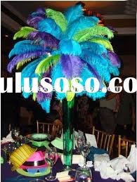 peacock wedding decorations peacock wedding centerpieces centerpieces weddings for sale