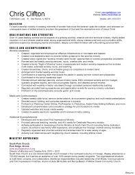 exle cover letter for resume basic resume leadership therpgmovie