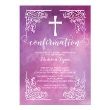 confirmation invitations confirmation invitations announcements zazzle