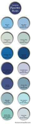 favorite blue blue paint colors designer s favorite picks blues pinterest