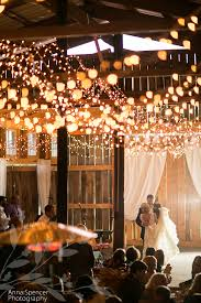 weddings in atlanta meredith sam s wedding the barn at high point farms atlanta
