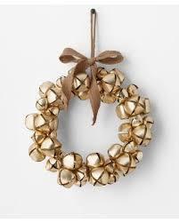 get the deal sleigh bell wreath