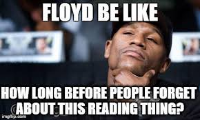 Floyd Meme - boxing memes on twitter floyd mayweather be like 50cent